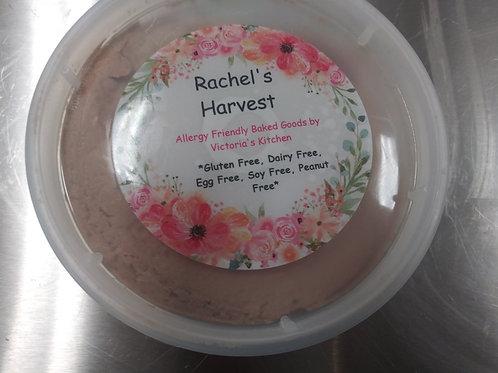 Rachel's Harvest: GF Vegan Chocolate Cocoa Buttercream Frosting (12oz)