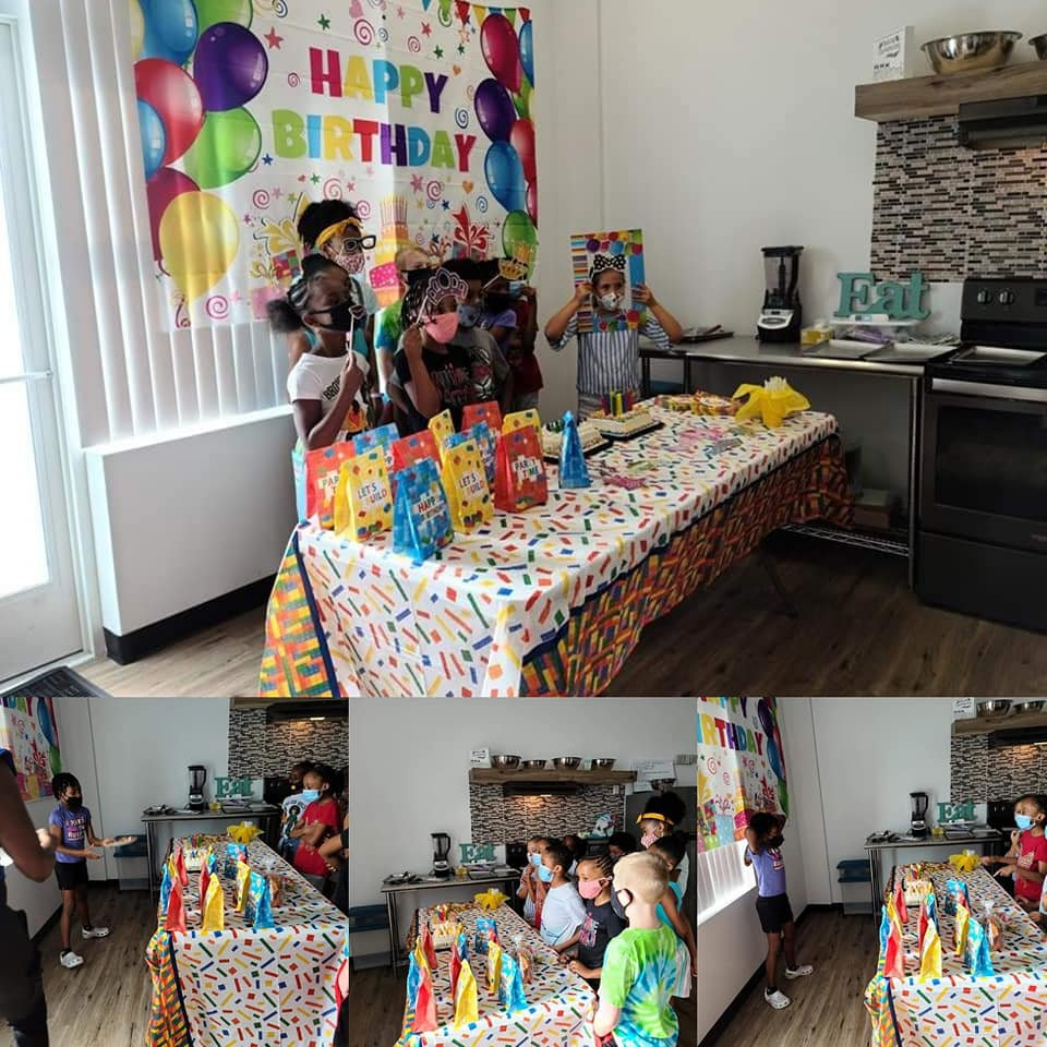 Ultimate Kids Baking Party $320