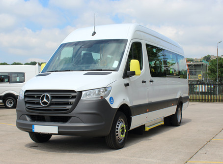 Hertfordshire Take First Mobility Vans
