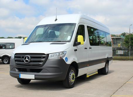 Hertfordshire Take First Mobility Vans