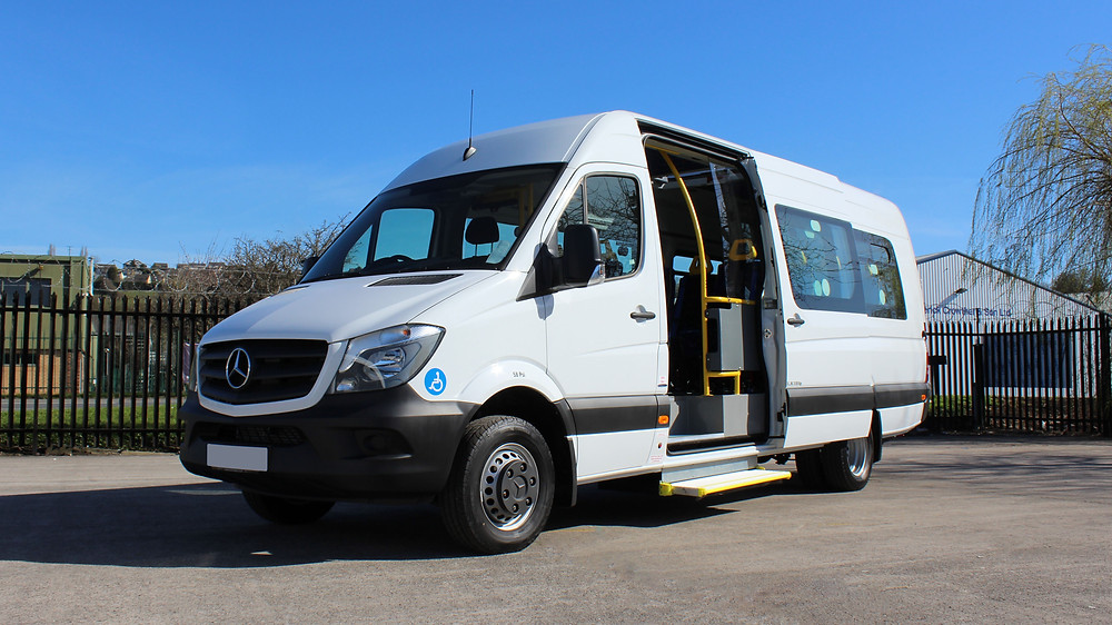 Treka Side Entry Van