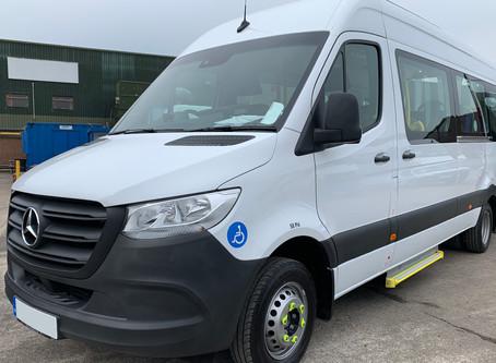 Another First for Treka: 414 Sprinter