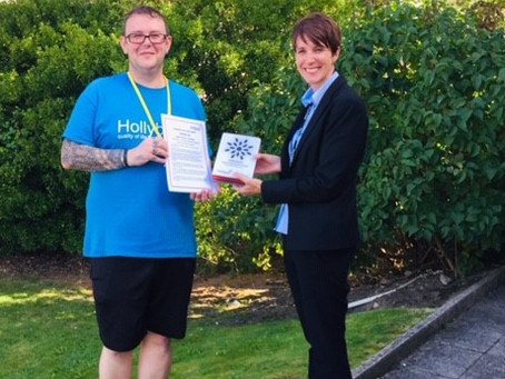 Carer of the Month - August 2019