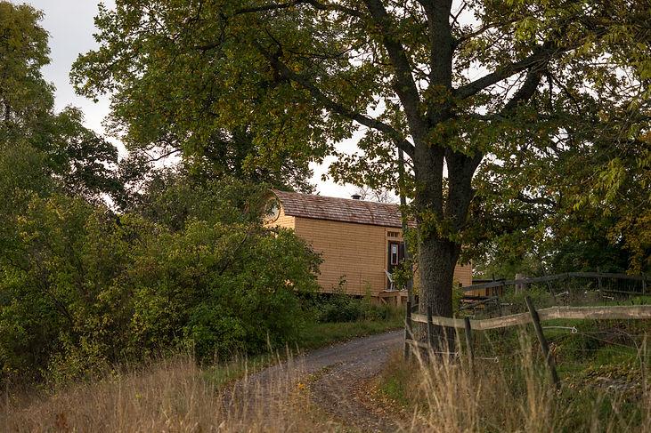 Vagabond Haven-tiny house-Vilhelmina-ext