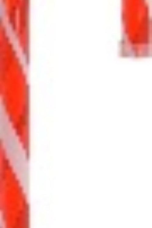 BASTON DE AZUCAR PAPA NOEL 62 CM