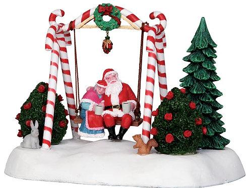 Columpio Santa