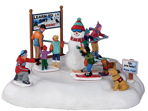 Aprendizaje de Ski