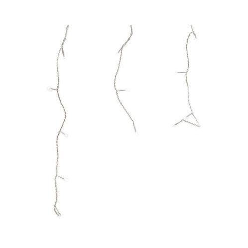 Carambano led twinkle cable blanco