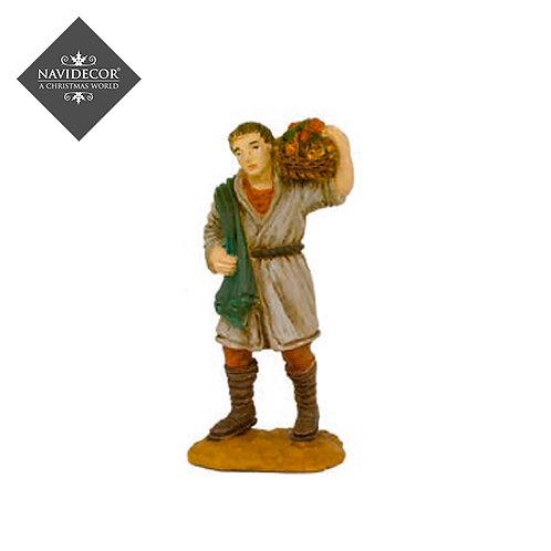 Oliver pastor con cesta