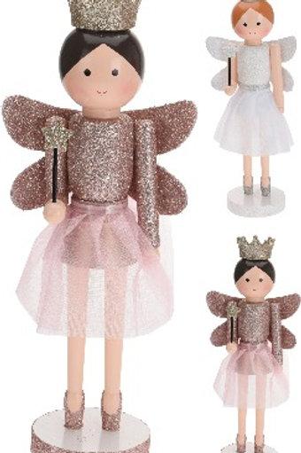ANGEL MADERA 25 CM