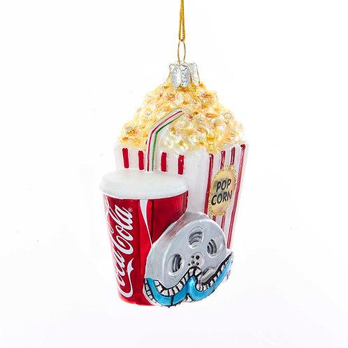 Cine con Coca-Cola
