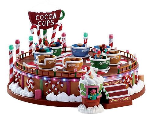 Cocoa cups