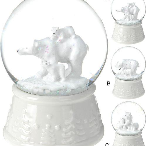 Bola nieve white osos
