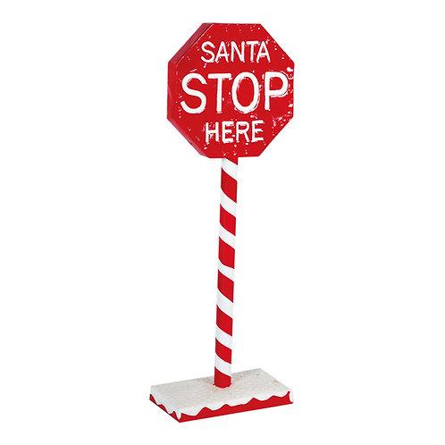 Señal Santa Stop
