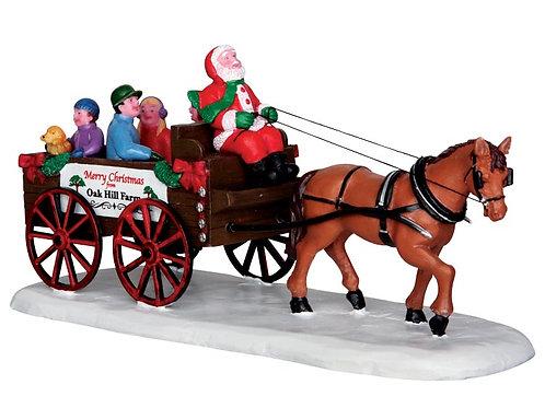 Vagón de Santa