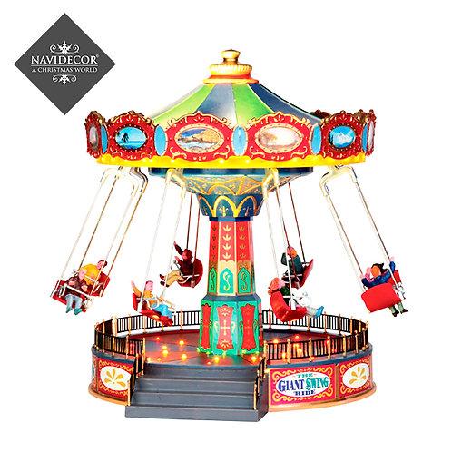 Atracción Giant Swing Ride