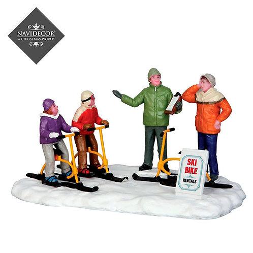 Bicis de esquí