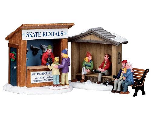 Alquiler de patines