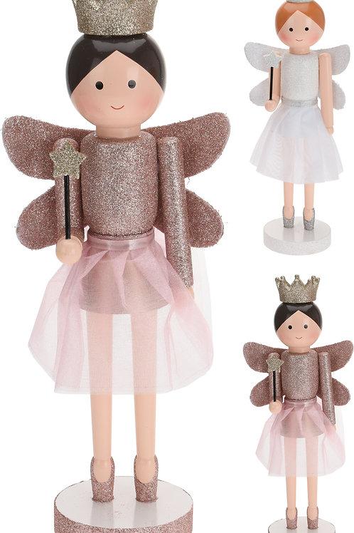 ANGEL MADERA 36 CM