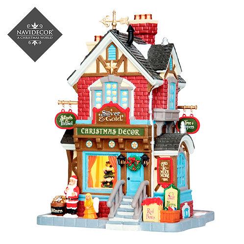 Tienda decoración navideña