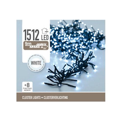 Cluster 1512 leds