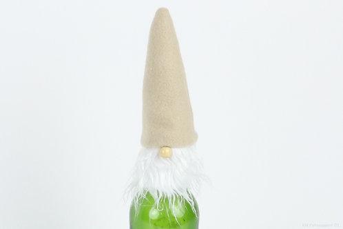 Cubridor de botella gnomo