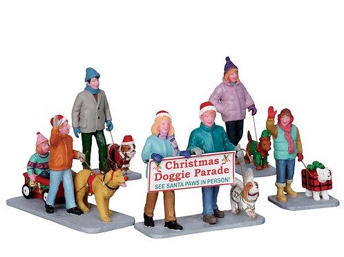 Christmas Doggie Parade