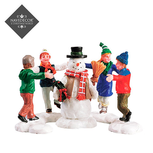 Ring around the snowman