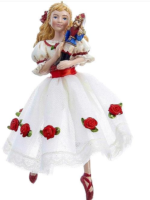 Clara de El Cascanueces 15cm Resina