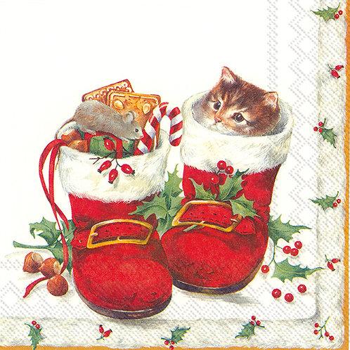 Sweet Christmas boots