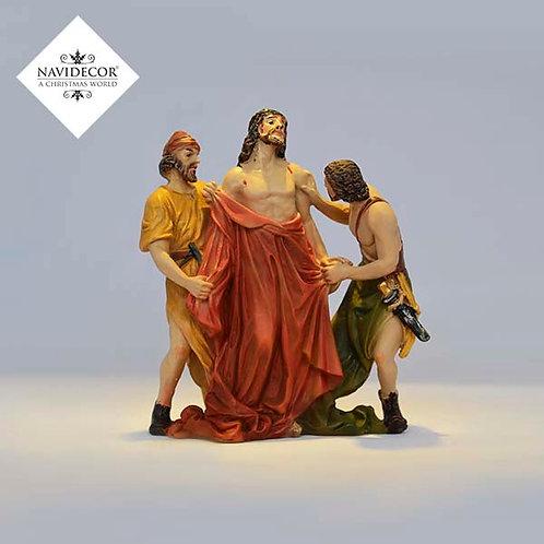 Jesús sin vestiduras