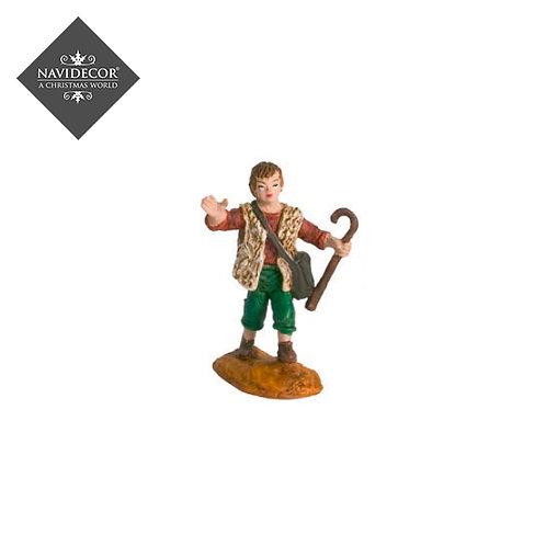 Oliver niño pastor 8cm