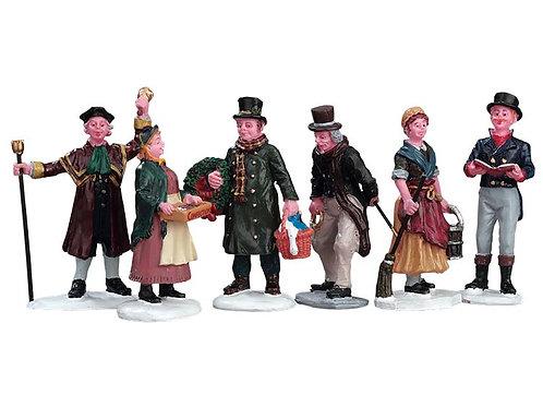 Personajes victorianos 2