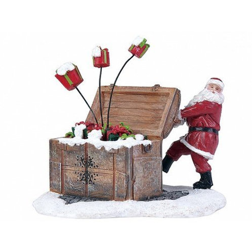 Santa's gift box