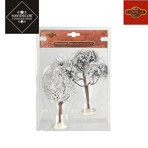 Set 2 árboles Luville