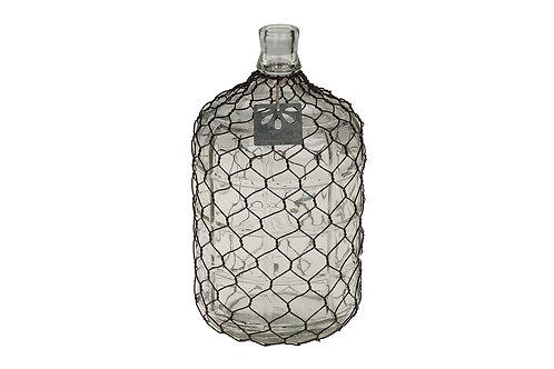 Botella cristal vintage