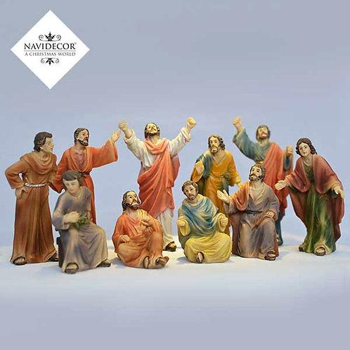 Escena reunión ante Poncio Pilato