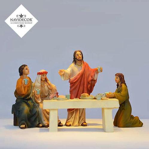 Escena bendición mesa