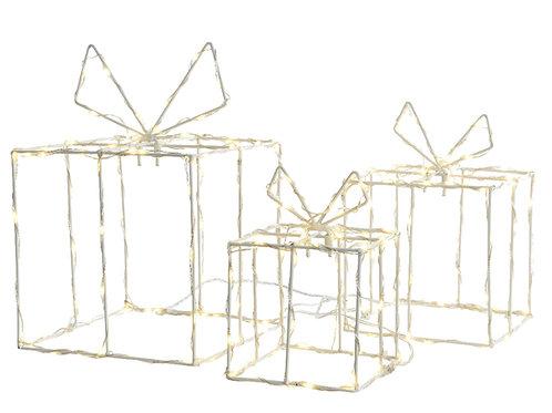 Set 3 regalos Led exterior/interior