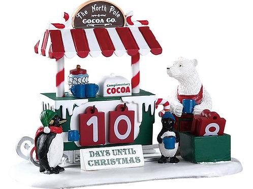 Chocolate mientras esperamos