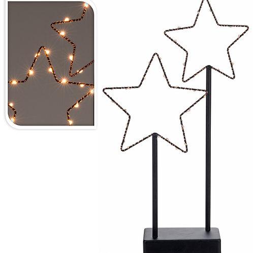 Estrellas decorativas Led