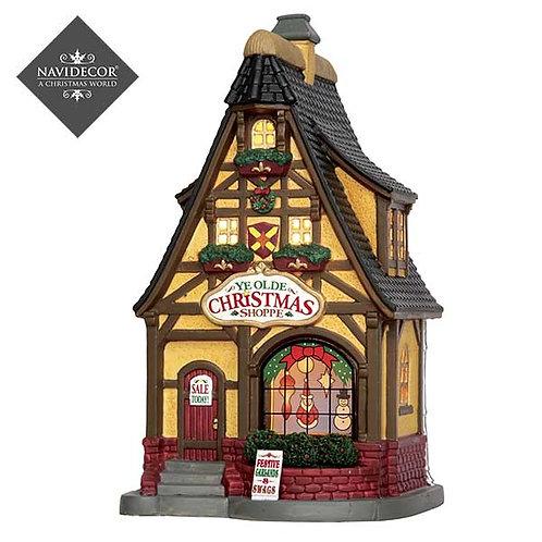 Tienda navidad victoriana