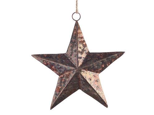 Estrella cobre viejo
