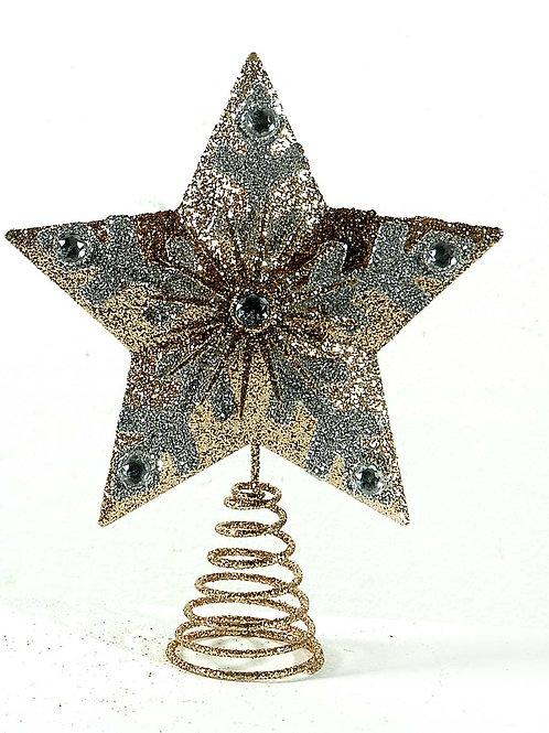 Estrella copa árbol