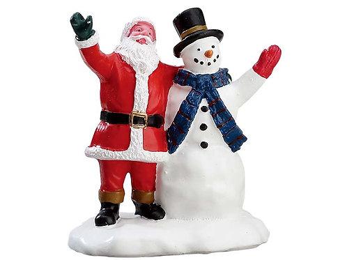 Saludos navideños