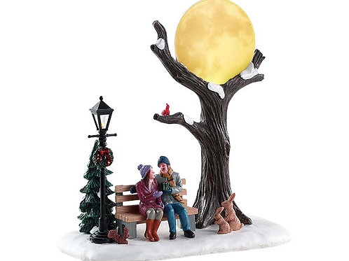 Luna navideña