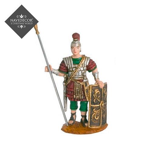 Oliver soldado lanza 8cm