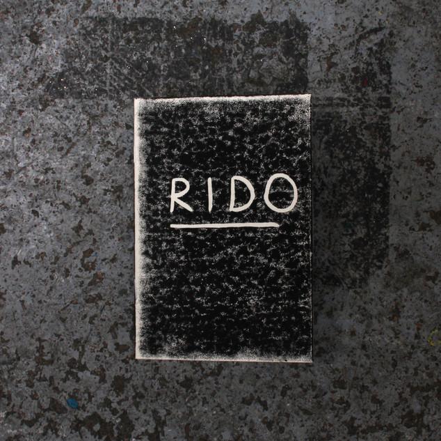 Rido - Rendu d'atelier zine au Bib Festival