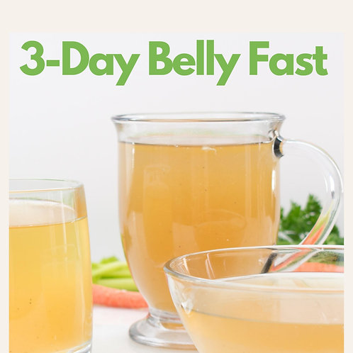 The 3-Day Fast