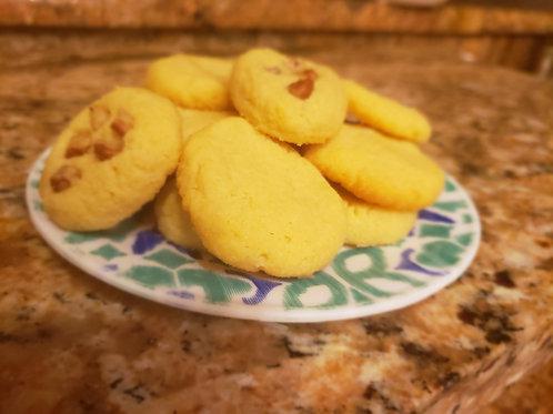 Golden Globe Lemon Cookies